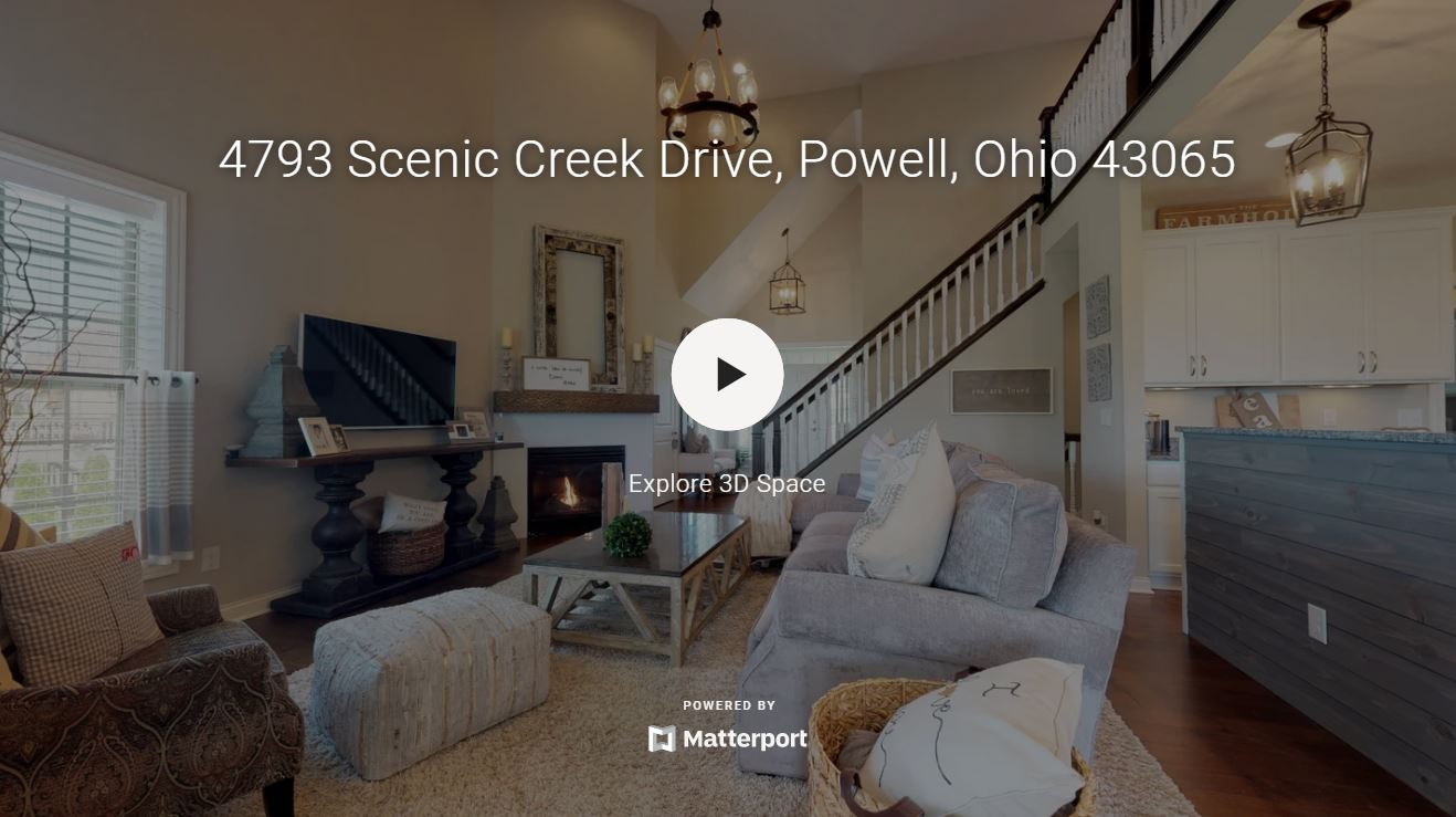 4793ScenicCreekDrive Powell OH 3d tour preview