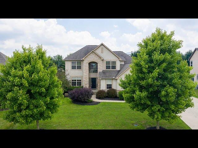 2618AlumCrossingDrive Lewis Center OH aerial video preview