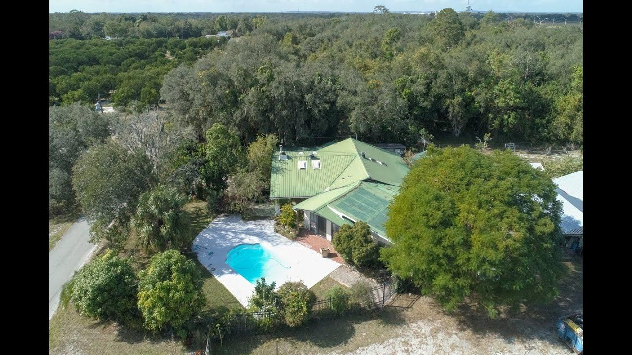 8255ROSETERRACE LAKE WALES FL aerial video preview
