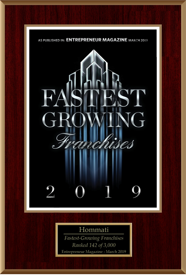 2019 Fastest Growing