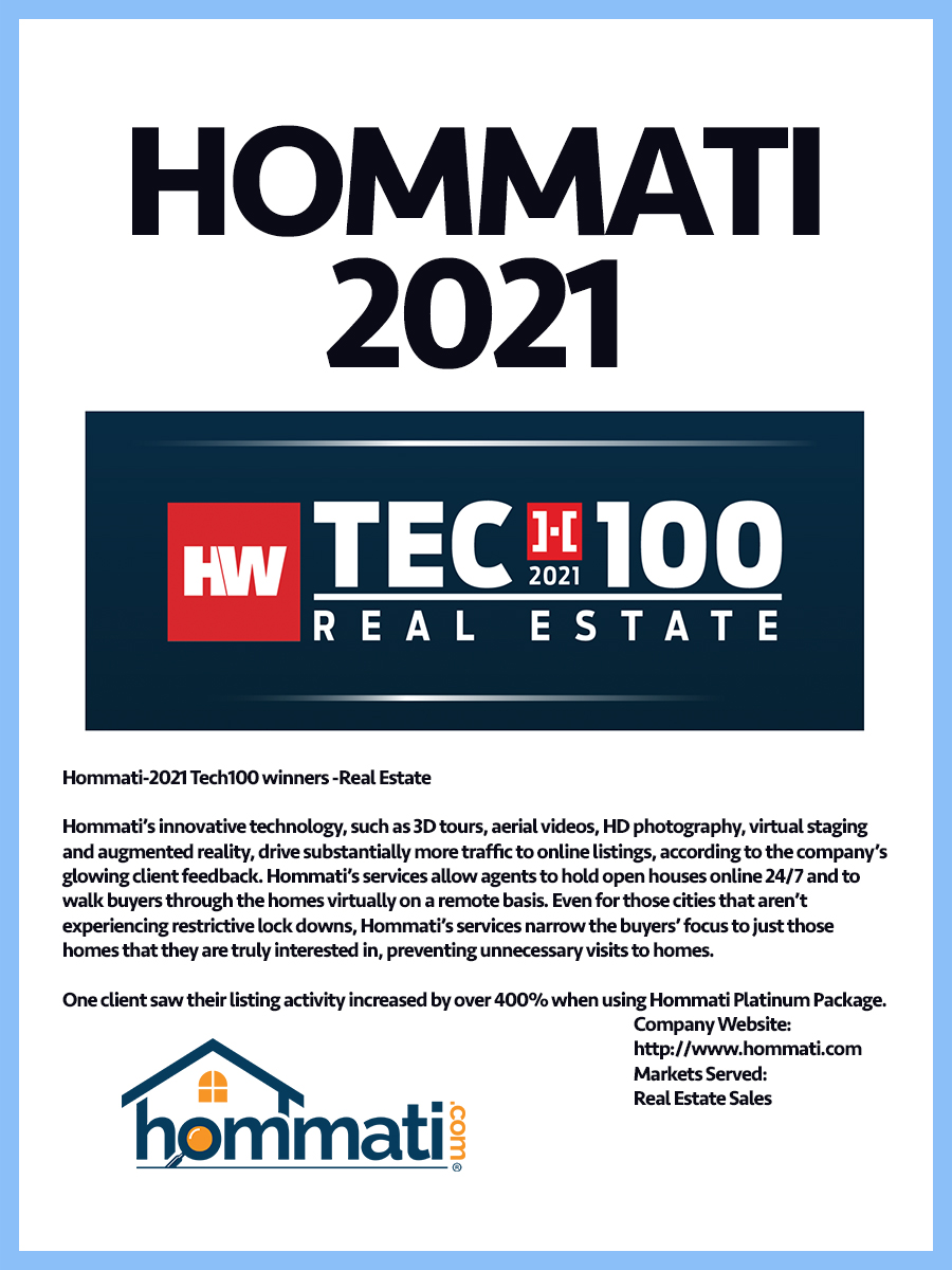 Tech 100 Real Estate