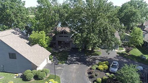 3142ShorewalkRd Deerfield Twp OH aerial video preview