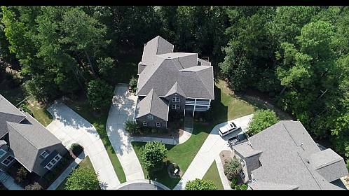 13025AvilaCourt Charlotte NC aerial video preview