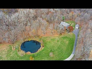 153ForbiddenLakesCourt Johnstown OH aerial video preview